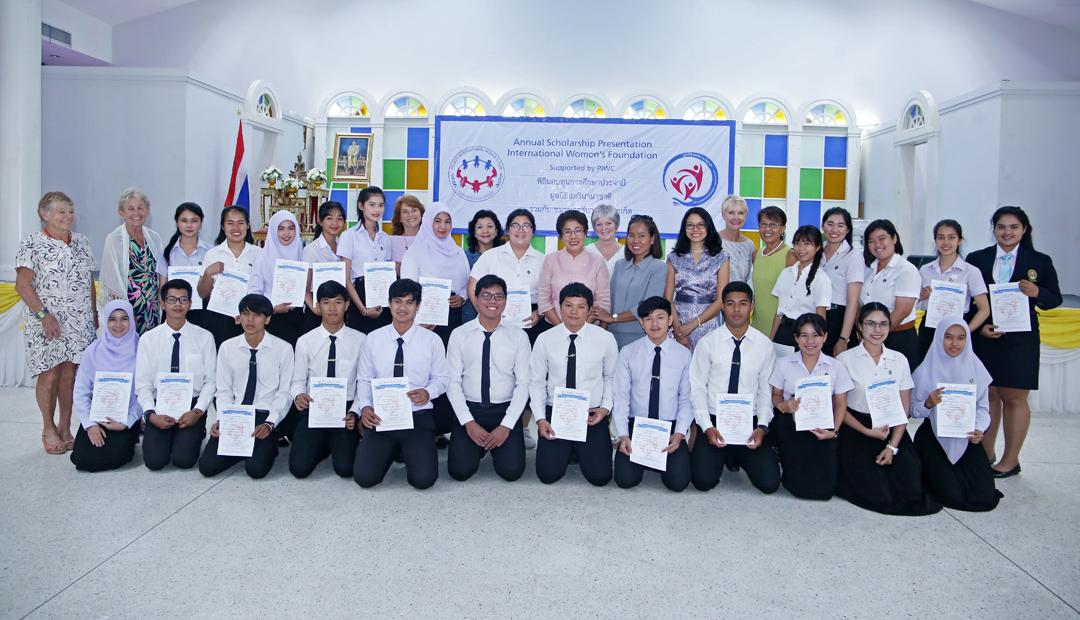 PIWC – Scholarship Ceremony 2019, Phuket