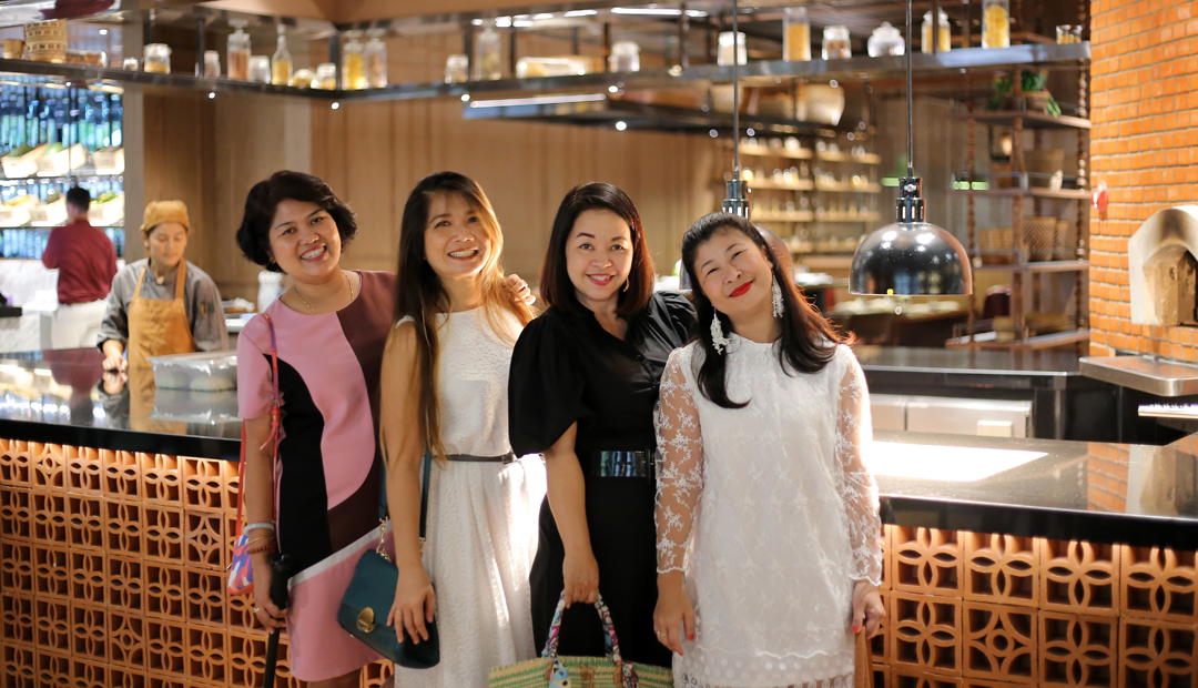 Dining experience – Jaras Restaurant, Phuket