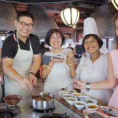 Chiang Mai Flavors cooking class at JW Marriott Phuket