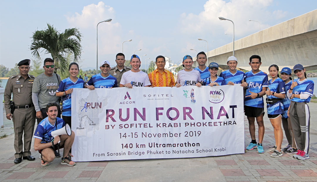 Run for NAT by Sofitel Krabi Phokeethra