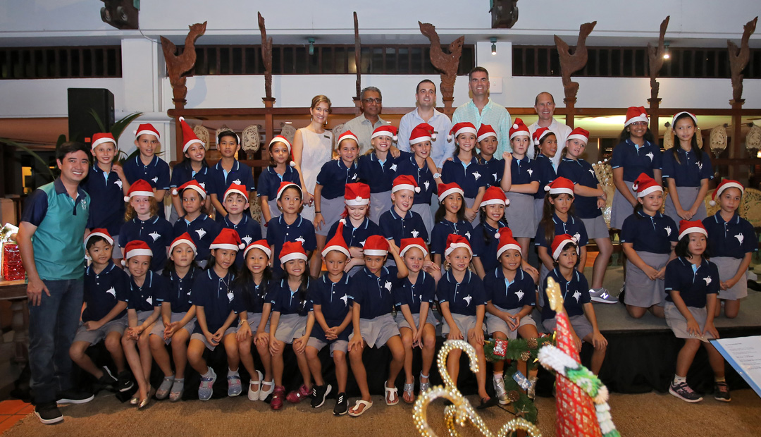 Christmas Tree Lighting at JW Marriott Phuket Resort & Spa, Phuket