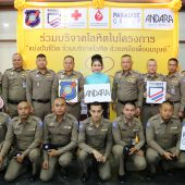 The 6th Blood Donation at The Plaza Surin, Phuket
