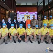 The 7th Blood Donation at The Plaza Surin, Phuket