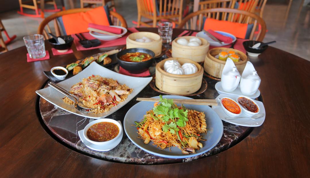 Baba Chino, Sri panwa – Chinese restaurant plus great view
