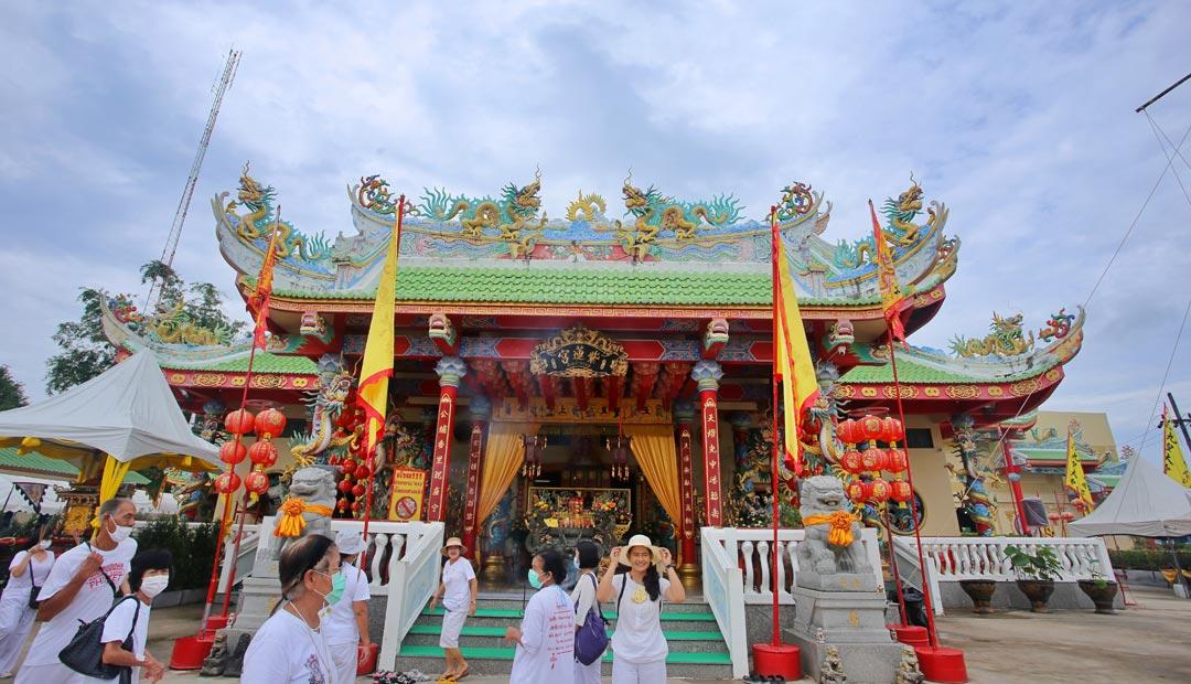 Guan-Au (Guan Yu) Shrine Baan Na-Bon – Phuket Vegetarian Festival