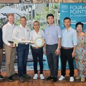 Opening of Four Points by Sheraton Patong Beach Resort, Phuket