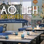 Chao Leh Kitchen – a must-try restaurant at Patong, Phuket