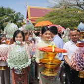 Kathin Ceremony at Phra Thong Temple, Phuket