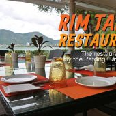 Rim Talay Restaurant – The restaurant by the Patong Bay Phuket