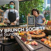 Sunday Brunch Society, every First Sunday at Chao Leh Kitchen, Patong Phuket