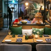 "Opening of ""SEARS & CO BAR AND GRILL"" – Four Points by Sheraton Phuket Patong Beach Resort"