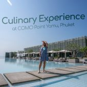 Culinary Experience at COMO Point Yamu, Phuket